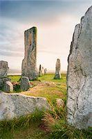 Callanish Stones, Callanish, Isle of Lewis, Outer Hebrides, Scotland Stock Photo - Premium Rights-Managednull, Code: 700-05803596