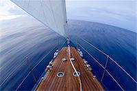 sailboat  ocean - Sailing on Atlantic Ocean Stock Photo - Premium Rights-Managednull, Code: 700-05803629