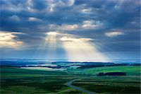 streaming - Rural Landscape, Lammermuir Hills, East Lothian, Scotland Stock Photo - Premium Rights-Managednull, Code: 700-05803723