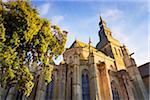 Saint-Sauver's Basilica, Dinan, Cotes-d'Armor, Bretagne, France Stock Photo - Premium Rights-Managed, Artist: Tim Hurst, Code: 700-05803748
