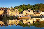 Dinan and Rance River, Cotes-d'Armor, Bretagne, France Stock Photo - Premium Rights-Managed, Artist: Tim Hurst, Code: 700-05803753