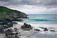 Rocky Coastline, Tolsta Head, Isle of Lewis, Outer Hebrides, Scotland Stock Photo - Premium Rights-Managednull, Code: 700-05803772