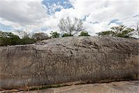 prehistoric - Inga Stone, Paraiba, Brazil Stock Photo - Premium Rights-Managednull, Code: 700-05810260