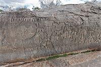 prehistoric - Inga Stone, Paraiba, Brazil Stock Photo - Premium Rights-Managednull, Code: 700-05810261