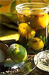 Preserved lemons Stock Photo - Premium Rights-Managed, Artist: Photocuisine, Code: 825-05811410