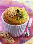 Carribean crab and curry soufflé Stock Photo - Premium Rights-Managed, Artist: Photocuisine, Code: 825-05812130