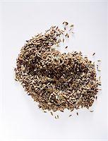 Cumin seeds Stock Photo - Premium Rights-Managednull, Code: 825-05812228