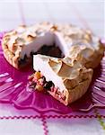 Fruit meringue pie Stock Photo - Premium Rights-Managed, Artist: Photocuisine, Code: 825-05812261