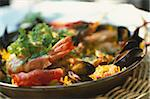 Paëlla from Roussillon Stock Photo - Premium Rights-Managed, Artist: Photocuisine, Code: 825-05813261
