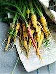 Yellow carrots from the Doubs Stock Photo - Premium Rights-Managed, Artist: Photocuisine, Code: 825-05815260