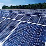 Solar panels Stock Photo - Premium Royalty-Free, Artist: Cultura RM, Code: 628-05817483