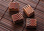 Chocolate candy Stock Photo - Premium Royalty-Free, Artist: Photocuisine, Code: 628-05818063