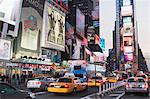 Times Square, New York City, USA Stock Photo - Premium Royalty-Free, Artist: Jerzyworks, Code: 614-05818890