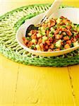 Sweet Potato Salad Stock Photo - Premium Royalty-Free, Artist: Michael Alberstat, Code: 600-05821909