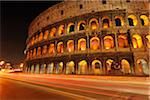 Colosseum at Night, Rome, Lazio, Italy Stock Photo - Premium Rights-Managed, Artist: Martin Ruegner, Code: 700-05821977