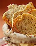 Sesame seed bread Stock Photo - Premium Rights-Managed, Artist: Photocuisine, Code: 825-05835659
