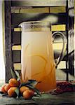 Jug of kumquat juice Stock Photo - Premium Rights-Managed, Artist: Photocuisine, Code: 825-05835885