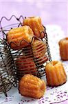 Cannelés Stock Photo - Premium Rights-Managed, Artist: Photocuisine, Code: 825-05835909