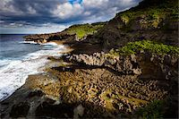 rugged landscape - Cape Innojofuta, Tokunoshima Island, Kagoshima Prefecture, Japan Stock Photo - Premium Rights-Managednull, Code: 700-05837439