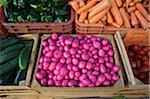Purple Potatoes at Outdoor Market, Patzcuaro, Michoacan, Mexico Stock Photo - Premium Rights-Managed, Artist: Ron Stroud, Code: 700-05837605