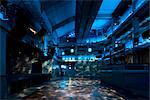 Matter - Nightclub, The O2, Peninsula Square, London. Architects: William Russell - Pentagram Stock Photo - Premium Rights-Managed, Artist: Arcaid, Code: 845-05837724