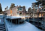 Halsmycket housing project. Architects: Vandkunsten Stock Photo - Premium Rights-Managed, Artist: Arcaid, Code: 845-05838147