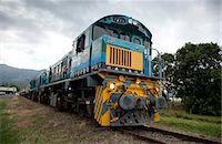 queensland - Kuranda Range Railway, Port Douglas, Queensland, Australia, Pacific Stock Photo - Premium Rights-Managednull, Code: 841-05846108