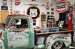 Route 66 Auto Museum in Santa Rosa, New Mexico, United States of America, North America Stock Photo - Premium Rights-Managed, Artist: Robert Harding Images, Code: 841-05846311