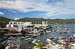 View of Sai Kung harbour, New Territories, Hong Kong, China, Asia Stock Photo - Premium Rights-Managed, Artist: Robert Harding Images, Code: 841-05846455