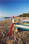 Boats on Sanur beach, Bali, Indonesia, Southeast Asia, Asia Stock Photo - Premium Rights-Managed, Artist: Robert Harding Images, Code: 841-05846460