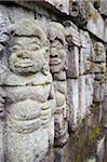 Bas relief at Inca style temple built without use of mortar, Candi Sukuh, Solo, Java, Indonesia, Southeast Asia, Asia Stock Photo - Premium Rights-Managed, Artist: Robert Harding Images, Code: 841-05846509