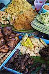 Food on street stalls, Yogyakarta, Java, Indonesia, Southeast Asia, Asia Stock Photo - Premium Rights-Managed, Artist: Robert Harding Images, Code: 841-05846563