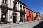 Oaxaca City, Oaxaca, Mexico, North America Stock Photo - Premium Rights-Managed, Artist: Robert Harding Images, Code: 841-05846761