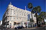Carlton Hotel, Carlton InterContinental, La Croisette, Cannes, Provence, Cote d'Azur, French Riviera, Mediterranean, France, Europe Stock Photo - Premium Rights-Managed, Artist: Robert Harding Images, Code: 841-05846806