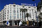 Hotel Martinez, Cannes, Alpes Maritimes, Provence, Cote d'Azur, France, Europe Stock Photo - Premium Rights-Managed, Artist: Robert Harding Images, Code: 841-05846808