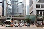 Street scene in Central, Hong Kong Island, Hong Kong, China, Asia Stock Photo - Premium Rights-Managed, Artist: Robert Harding Images, Code: 841-05846849