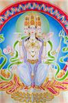 Datatreya image, Haridwar, Uttarakhand, India, Asia Stock Photo - Premium Rights-Managed, Artist: Robert Harding Images, Code: 841-05846906