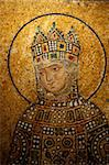 Mosaic of Empress Zoe, Hagia Sophia, Istanbul, Turkey, Europe Stock Photo - Premium Rights-Managed, Artist: Robert Harding Images, Code: 841-05846934