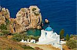 Panagia Poulati, monastery, Sifnos, Cyclades Islands, Greek Islands, Aegean Sea, Greece, Europe Stock Photo - Premium Rights-Managed, Artist: Robert Harding Images, Code: 841-05847511
