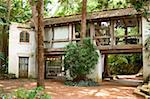 Lunuganga Estate of Geoffrey Bawa, 20th century Tropical Modernism and Minimalism architect, Sri Lanka, Asia Stock Photo - Premium Rights-Managed, Artist: Robert Harding Images, Code: 841-05847715