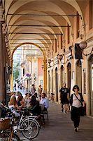 Arcade cafe, Modena, Emilia Romagna, Italy, Europe Stock Photo - Premium Rights-Managednull, Code: 841-05847868