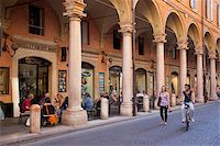Arcades, Modena, Emilia Romagna, Italy, Europe Stock Photo - Premium Rights-Managednull, Code: 841-05847881