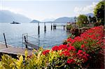 Town and lakeside, Menaggio, Lake Como, Lombardy, Italian Lakes, Italy, Europe Stock Photo - Premium Rights-Managed, Artist: Robert Harding Images, Code: 841-05847955