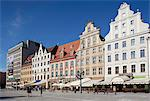 Market Square, Old Town, Wroclaw, Silesia, Poland, Europe Stock Photo - Premium Rights-Managed, Artist: Robert Harding Images, Code: 841-05848076