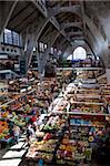 Indoor market, Old Town, Wroclaw, Silesia, Poland, Europe Stock Photo - Premium Rights-Managed, Artist: Robert Harding Images, Code: 841-05848091