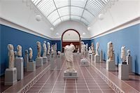 exhibition - Interior, NY Carlesberg Glyptotek Art Museum, Copenhagen, Denmark, Scandinavia, Europe Stock Photo - Premium Rights-Managednull, Code: 841-05848125