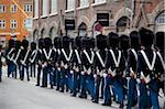 Changing of the Guard, Copenhagen, Denmark, Scandinavia, Europe Stock Photo - Premium Rights-Managed, Artist: Robert Harding Images, Code: 841-05848157