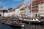 Nyhavn, Copenhagen, Denmark, Scandinavia, Europe Stock Photo - Premium Rights-Managed, Artist: Robert Harding Images, Code: 841-05848162