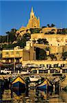 Mgarr harbour, Gozo, Malta, Mediterranean, Europe Stock Photo - Premium Rights-Managed, Artist: Robert Harding Images, Code: 841-05848535