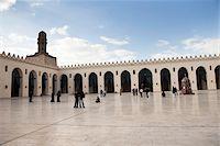 Al-Hakim Mosque, Cairo, Egypt Stock Photo - Premium Rights-Managednull, Code: 700-05855099